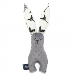 Bunny grey Royal Arrows La Millou